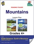 Earth Science - Reading Folder - Mountains