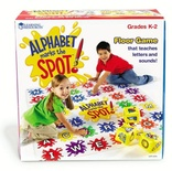 Alphabet Marks the Spot™ Game