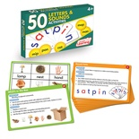 Language Arts Activity Cards, Letters & Sounds