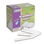Blackboard Chalk, White, 60, pieces