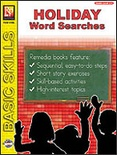 Holiday Word Searches (Enhanced eBook)