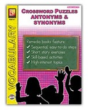 Crossword Puzzles: Antonyms and Synonyms (Enhanced eBook)