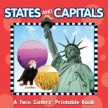 States & Capitals Photographic Workbook
