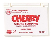 Scented Stamp Pad, Cherry/Red