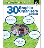 30 Graphic Organizers for the Content Areas Grades 5-8 (Enhanced eBook)