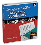 Strategies for Building Academic Vocabulary in Language Arts (Enhanced eBook)