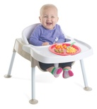 "Foundations® Secure Sitter Feeding Chair, 11"" Seat Height"
