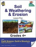 Earth Science - Soil & Weathering & Erosion e-lesson plan