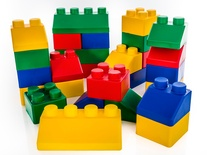 Edu-Blocks, 50-piece set