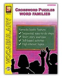 Crossword Puzzles: Word Families (Enhanced eBook)