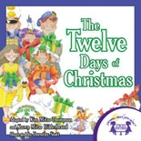 The Twelve Days of Christmas Read Along Book and MP3 Bundle