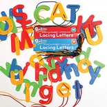 Ready2Learn™ Lacing Letters, Lowercase