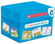 Little Leveled Readers, Set C