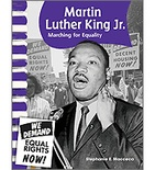 American Biographies: Martin Luther King Jr. (Enhanced eBook)