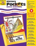 History Pockets, Grades 1-3, Native Americans (Enhanced eBook)
