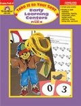 Take It to Your Seat Literacy Centers, Early Learning Centers, Grade PK-K (Enhanced eBook)