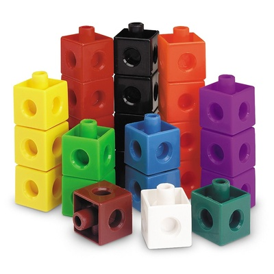 Snap Cubes®, Set of 100
