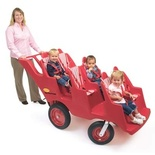 Bye-Bye Buggy® 6-Seat, Fat Tire