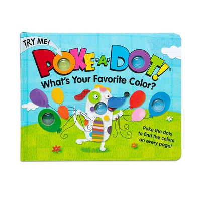 Poke-A-Dot!®: What's Your Favorite Color?