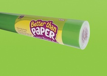 Better Than Paper® Bulletin Board Roll, Lime