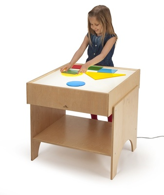 Light Table, Small