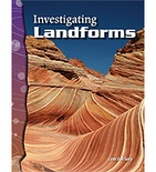 Science Readers: Earth and Space: Investigating Landforms (Enhanced eBook)