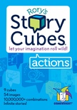 Rory's Story Cubes®, Actions